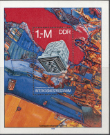 OOST-DUITSLAND MI.NR.BLOCK 52  MNH / POSTFRIS / NEUF SANS CHARNIERE 1978 - Blokken
