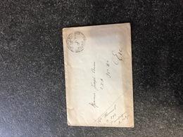 Belgium World War I WWI Letter 1917 To Joseph Cousin Legerposterij SM Armee Belge - - Armée Belge