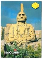 SC-2052   BILLUND / LEGOLAND : Sitting Bull ( Size 17 X 12 Cm ) - Danimarca