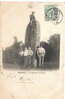L170A_742 - Mazamet - Le Menhir Des Prats - Carte Précurseur - Mazamet