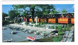 SC-2055   BILLUND / LEGOLAND : Airport ( LB-198 ) - Danimarca