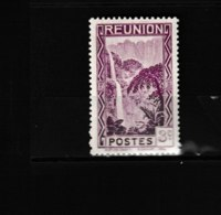 163 **  Y & T  Le Bras Des Demoiselles Cascade De Salazie   *RÉUNION*  58/46 - La Isla De La Reunion (1852-1975)