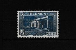 147 **  Y & T  Musée Léon Dierx à Saint-Denis *RÉUNION*  58/46 - Unused Stamps