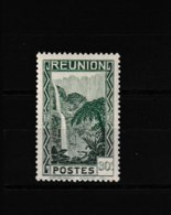 133   **  Y & T   Le Bras Des Demoiselles Cascade De Salazie   *RÉUNION*  58/45 - Réunion (1852-1975)