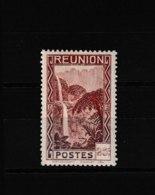 132   *  Y & T   Le Bras Des Demoiselles Cascade De Salazie   *RÉUNION*  58/45 - Réunion (1852-1975)