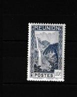 129   **  Y & T   Le Bras Des Demoiselles Cascade De Salazie   *RÉUNION*  58/45 - La Isla De La Reunion (1852-1975)