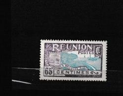 112  **  Y & T  Sainte-Rose Et Le Volcan   *RÉUNION*  58/45 - La Isla De La Reunion (1852-1975)
