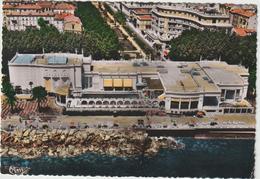 Alpes  Maritimes :  MENTON  :  Vues     Aérienne  Du  Casino  1956 - Menton