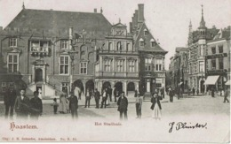 HAARLEM Stadhuis. Gelopen In 1901 - Haarlem