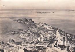 35 SAINT-LUNAIRE 1950 Vue Aérienne Sémaphore Pointe Du Décollé - Saint-Lunaire