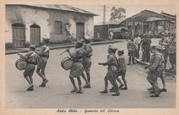 Cartolina - Postcard / Non  Viaggiata - Unsent /  Adis Abeba, Gioventù Del Littorio. - Patriotiques