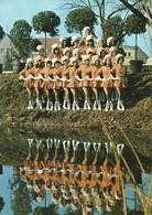 68 - BIESHEIM - CARTE POSTALE DES MAJORETTES - Musique Et Musiciens