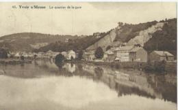 Yvoir S/Meuse - Le Quartier De La Gare - Edition Belge No 40 - 1929 - Yvoir