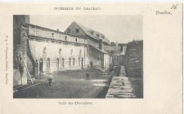 Bouillon - Intérieur Du Château - Salle Des Chevaliers - N. 9 A. Vigneron, Editeur, Bouillon - Bouillon