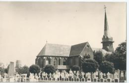 Wijnegem - Wyneghem - Kerk - Herstellingswerken Aan De Toren - REPRO - Wijnegem