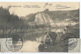 Esch-sur-Alzette - L'Alzette à Pulfermuhl - 1908 - Esch-sur-Alzette