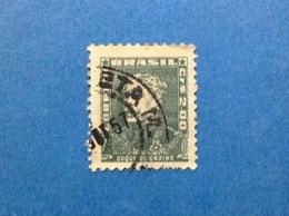 1956 BRASILE BRASIL CAXIAS 2.00 CRS FRANCOBOLLO USATO STAMP USED - Brasile