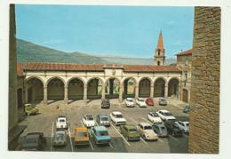 CASTIGLION FIORENTINO - PIAZZA DEL COMUNE - LOGGIATO VASARIANO - NV  FG - Arezzo