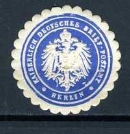 Allemagne  Cinderella Keizerlich Deutsches Brief  Postamt - Duitsland
