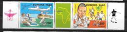 PA - 1985 - 310 A **MNH - Philexafrique à Lomé - Burkina Faso (1984-...)