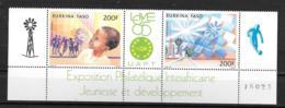 PA - 1985 - 277 A **MNH - Philexafrique à Lomé - Burkina Faso (1984-...)