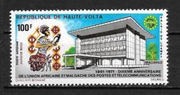 PA - 1971 - N°97**MNH - 10 Ans UAMPT - Haute-Volta (1958-1984)