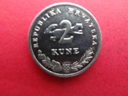 Croatie  2 Kune  2012  Km 21 - Croatie