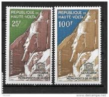 PA - 1964 - N°12 à 13**MNH - Monument De Nubie - Haute-Volta (1958-1984)