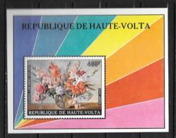 BF - 1975 - N° 5 AA**MNH - Fleurs En Bouquet, Tableau De Berndt - Haute-Volta (1958-1984)
