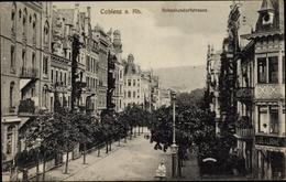 Cp Koblenz In Rheinland Pfalz, Partie An Der Schenkendorf Straße - Allemagne
