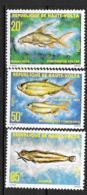 1979 - N° 481 à 483**MNH - Poissons - Haute-Volta (1958-1984)