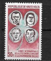 1971 - N° 238**MNH - Année Contre Le Racisme - Haute-Volta (1958-1984)