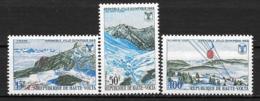 1967 - N° 184 à 186**MNH - Jeux Olympiques De Grenoble - Haute-Volta (1958-1984)