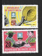 1967 - N° 179 à 180**MNH - Scoutisme, Idaho - Haute-Volta (1958-1984)