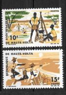 1966 - N° 170 à 171**MNH - Scoutisme - Haute-Volta (1958-1984)