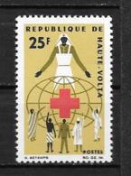 1966 - N° 159**MNH - Croix Rouge - Haute-Volta (1958-1984)