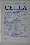 Livre CELLA PONT A CELLES Letres De Soldats De Napoléon De Obaix Et Rosseignies Briqueterie Pont à Celles Curés - Guerre 1939-45