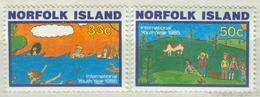 Norfolk Island MLH Set - Childhood & Youth