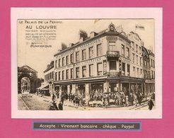 CPA:   DUNKERQUE :Le Palais De La Femme AU LOUVRE                   Ref: 77/2841 - Dunkerque