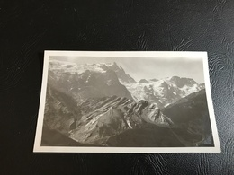 PHOTO Années 30 - LA MEIJE Et Le RATEAU En Montant Au Lautaret - Lieux