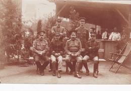 MILITARIA - GUERRE 1914-18 - POLOGNE- NEISSE - Groupe D'officiers Supérieurs Les Plus Anciens De Chaque Nationalité - Guerre 1914-18