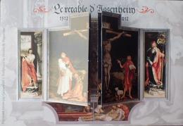 PTT/764 - 2012 - LE RETABLE D'ISSENHEIM - BLOC N°F4675 NEUF** - Cote : 55,00 € - Nuevos