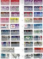 GB QEII 1953-72 Pre-decimal CommemorativesSelection Of 120+ Used - 1952-.... (Elizabeth II)