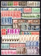 Algérie Belle Collection Neufs **/* 1939/1957. Bonnes Valeurs. B/TB. A Saisir! - Algérie (1924-1962)