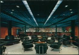 PAQUEBOT MICHELANGELO 1970 : Bar Central - Paquebots
