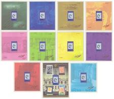 Thailand 2008 125th Anniversary Of Thai Postal Services 11 M/s MNH ** - Tailandia