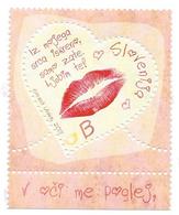 Slovenia, Slowenien, Slovenie 2011; San Valentino, Valentine's Day, Saint Valentin. Bocca, Sing. New. - Feste
