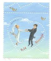 Slovenia, Slowenien, Slovenie 2007; San Valentino, Valentine's Day, Saint Valentin. Matrimonio, Marriage. New. - Feste