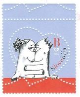 Slovenia, Slowenien, Slovenie 2006; San Valentino, Valentine's Day,Saint Valentin. Coppia Di Innamorati, Couple In Love. - Feste