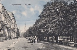 CZESTOCHOWA    ALEJA III - Polonia